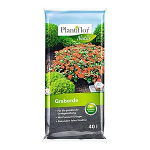 PLANTIFLOR                Graberde 40 L