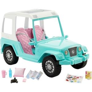 Barbie - Pink Passport: Jeep