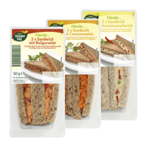 MEIN VEGGIE TAG     Sandwich