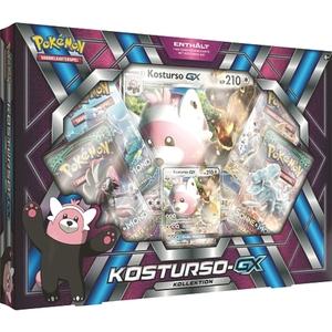 Pokémon - Kosturso-GX Kollektion