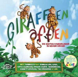 CD Giraffenaffen (inkl. Sticker + Poster)