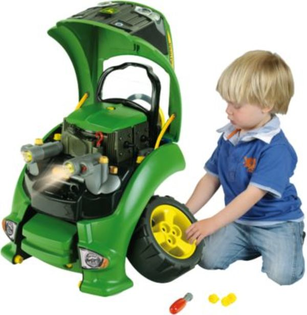 klein John Deere Traktor Motor (Engine)