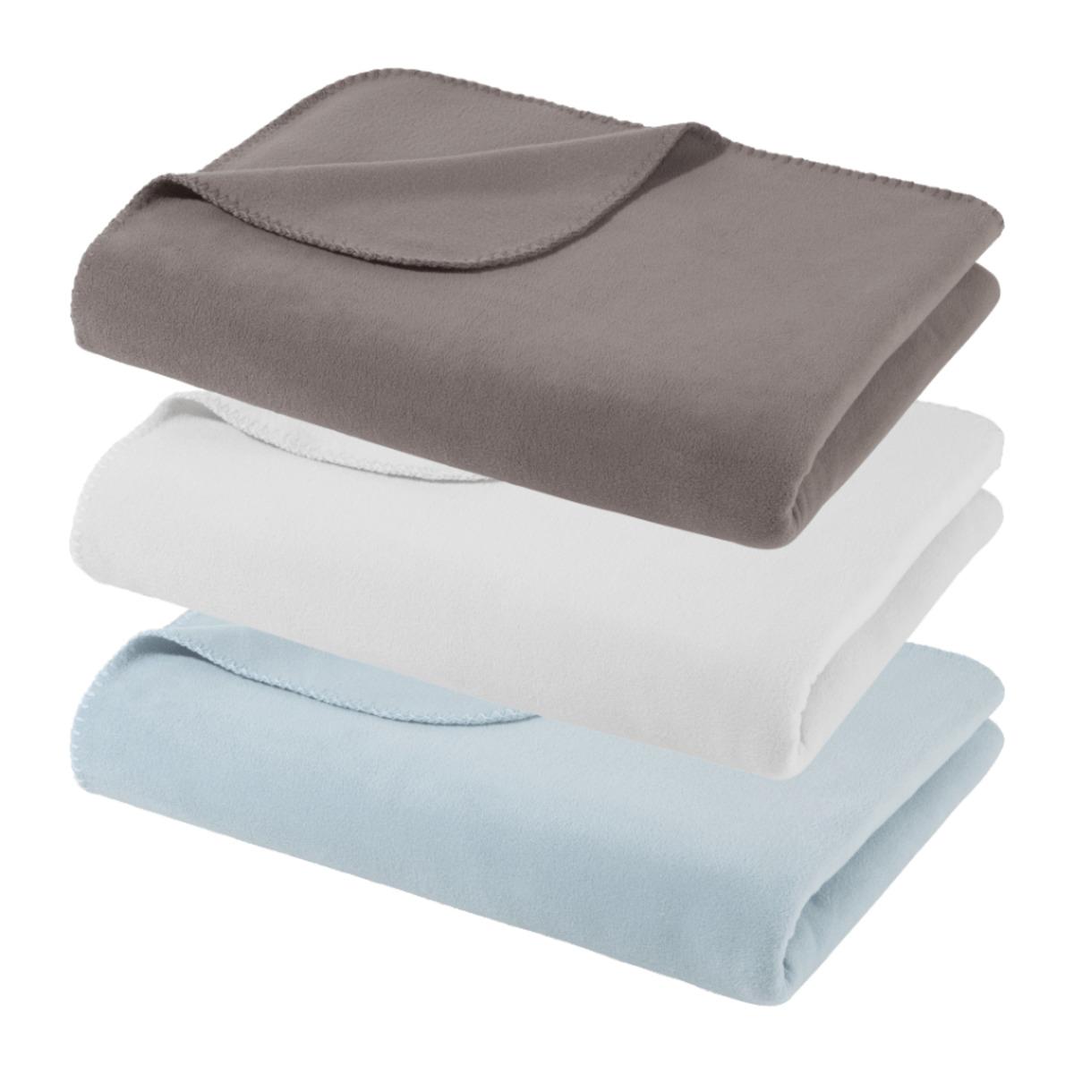 Bild 1 von HOME CREATION     Thermo-Fleece Decke