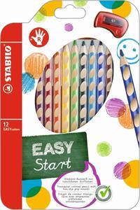 STABILO EASYStart 12er-Etui für Rechtshänder