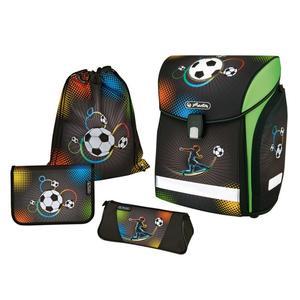 Herlitz Ranzenset 4-teilig Soccer