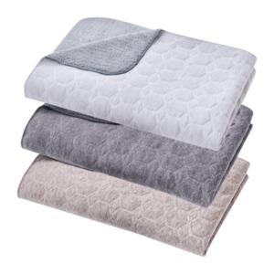 Eva Brenner Jersey Teddyfleece Decke