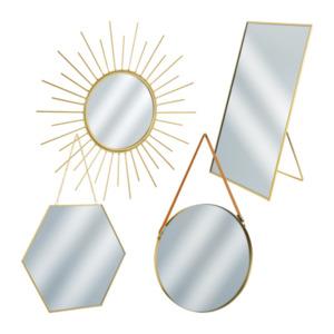 Eva Brenner Dekorativer Spiegel