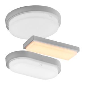 LIGHTZONE     LED-Flur- / Kellerleuchte