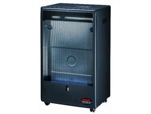 Rowi Gas-Heizofen HGO 4200 W ohne Thermostat ,  Blue Flame Pro, schwarz