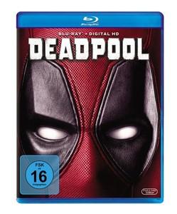 Blu-Ray Deadpool ,