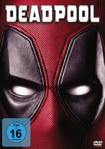 DVD Deadpool ,