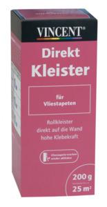 VINCENT                 Vliestapeten-Kleister, 200g