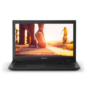 """Medion AKOYA P6685 Multimedia Notebook 15.6"""" Full HD IPS Display, Intel i5-8250U, 8GB DDR4, 256GB SSD, 1.000GB HDD, GeForce MX1"""