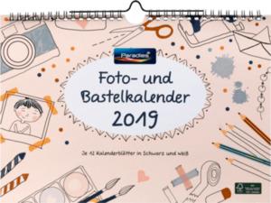 Paradies Foto- und Bastelkalender 2019 Querformat
