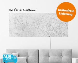 marmony®  Infrarot-Marmor-Heizung Carrara¹