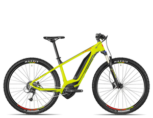 Bergamont E-Revox 5.0 2018 | M | lime/black/red matt