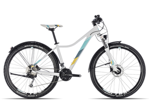 Cube Access WS Pro Allroad 27.5 2018 | 13.5 Zoll | white´n´blue