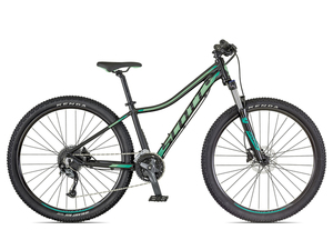 Scott Contessa 710 2018 | 41 cm | black/green