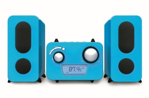 Bigben Stereo Music Center MCD11 blau