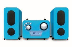 Bigben Stereo Music Center MCD11 blau