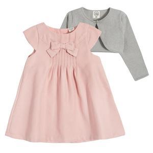 Baby Set Kleid & Bolero für Mädchen