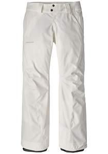 Patagonia Insulated Powder Bowl - Snowboardhose für Damen - Weiß