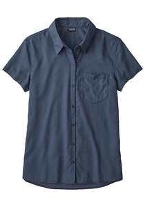 Patagonia LW A/C - Hemd für Damen - Blau