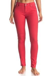 Roxy Suntripper Color - Jeans für Damen - Rot