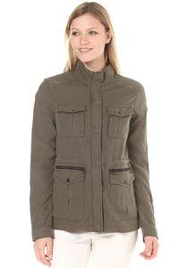 khujo Fuchsie - Jacke für Damen - Grün