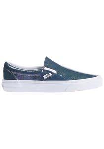 Vans Classic Slip-On - Slip Ons für Damen - Blau