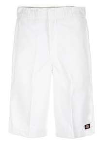 Dickies 13in Mlt Pkt - Chino Shorts für Herren - Weiß