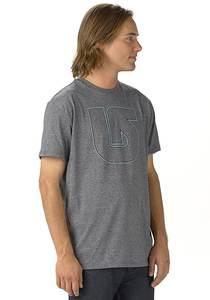 Burton Pinner - T-Shirt für Herren - Grau