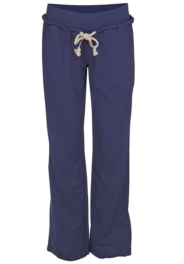 großer Rabatt bis zu 80% sparen Größe 40 Chiemsee Edona 2 - Stoffhose für Damen - Blau von Planet Sports