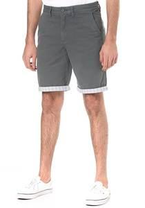 Vans Authentic Printed Cuff - Shorts für Herren - Grau