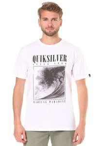 Quiksilver Both Sides - T-Shirt für Herren - Weiß