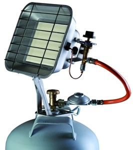 Rowi Gas-Heizstrahler 4600 Watt | B-Ware