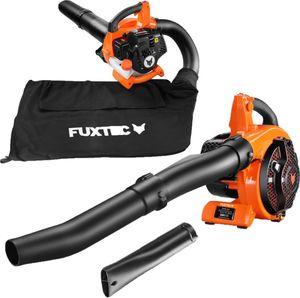 FUXTEC FX-LBS126 4in1 Benzin-Laubsauger