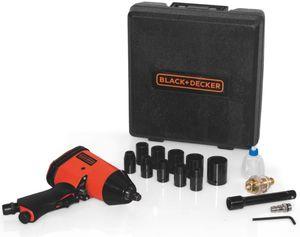 BLACK+DECKER Druckluft Schlagschrauber - Set