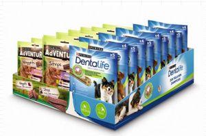 Purina DentaLife & Adventuros Mixed, 2,365 kg