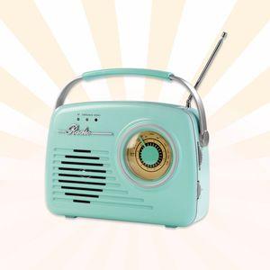 EASYmaxx Radio Retro 6V mint