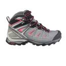 Bild 2 von Wanderschuhe X-Ultra Mid Gore-Tex Damen grau/rosa