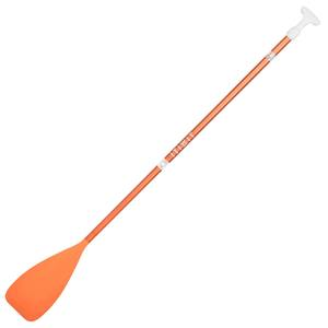 SUP-Paddel 100 verstellbar 170-210cm orange