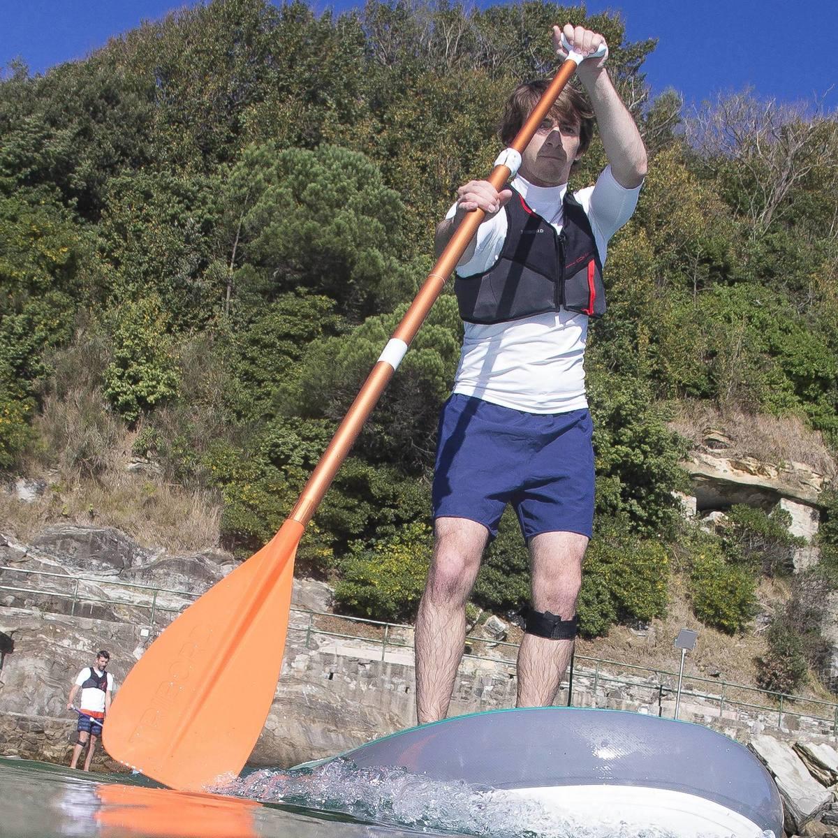 Bild 2 von SUP-Paddel 100 verstellbar 170-210cm orange