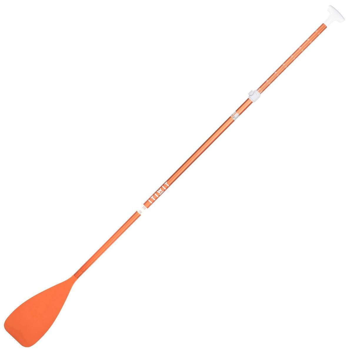 Bild 3 von SUP-Paddel 100 verstellbar 170-210cm orange
