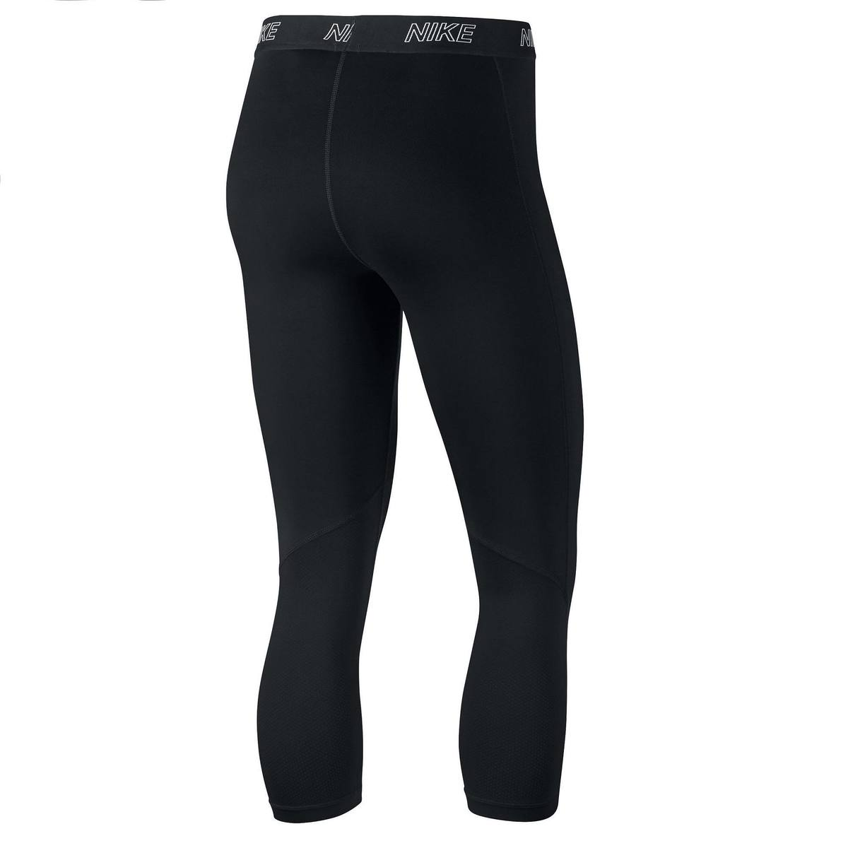 Bild 2 von 3/4-Hose Fitness Cardio-Training Damen schwarz