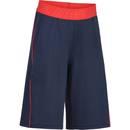 Bild 1 von Sporthose kurz S900 Gym Kinder blau/rot