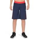 Bild 3 von Sporthose kurz S900 Gym Kinder blau/rot