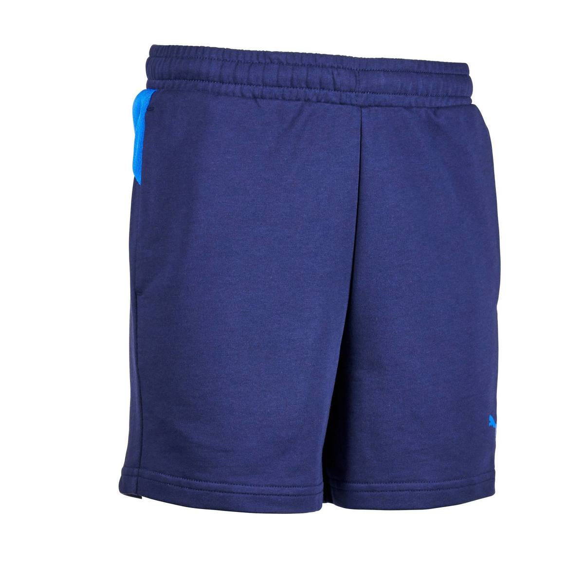 Bild 1 von Sporthose kurz Gym Kinder blau