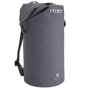 Wasserfeste Tasche 60L grau