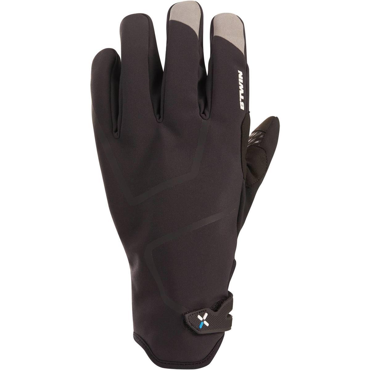 Bild 1 von Fahrrad-Winterhandschuhe 700 schwarz